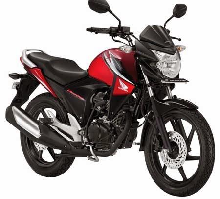 Test Ride New Honda MegaPro FI