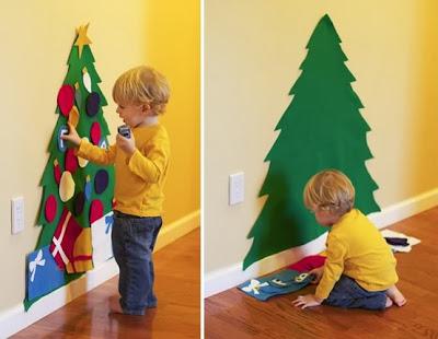arbol navidad para niños