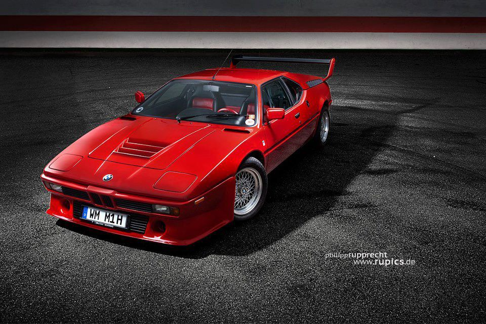 Autoniusy Bmw M1 First And Last Bmw Supercar
