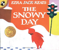 bookcover of The Snowy Day by Ezra Jack Keats