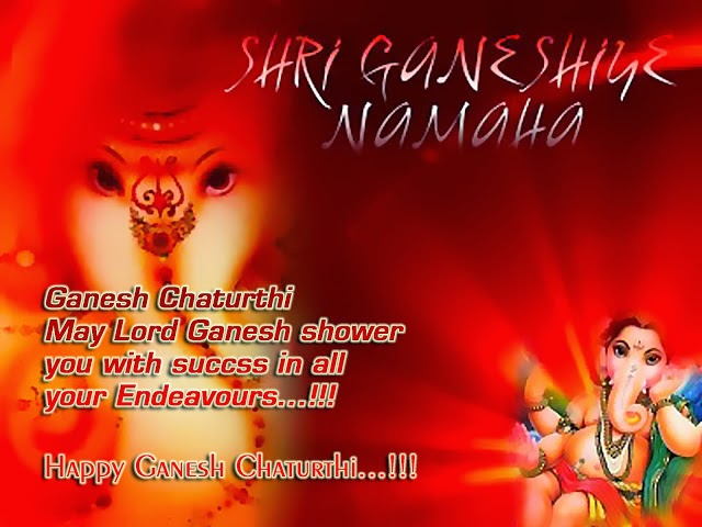 ganesh chaturthi Greetings Cards Photos