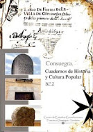 """Portada del nº 2 de """"Consuegra. Cuadernos de Historia y Cultura Popular"""""""