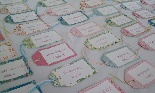 tennessee wedding handmade decorations