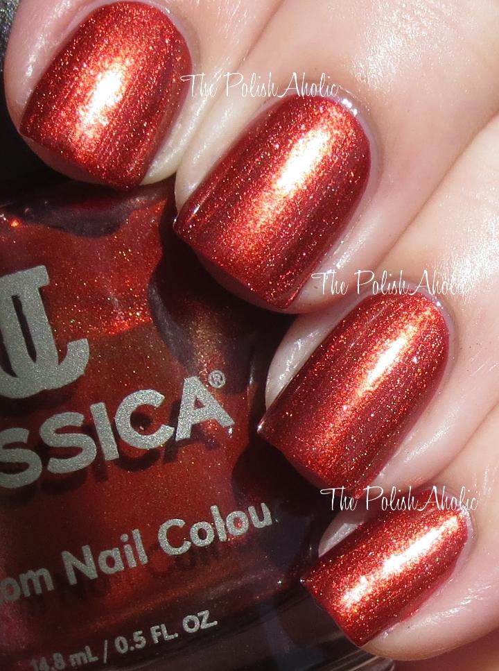The PolishAholic: Jessica Fall 2013 A Night At The Opera Collection ...