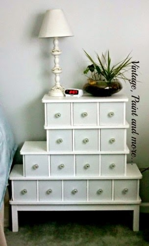 Vintage Nightstands @Vintage, Paint & more