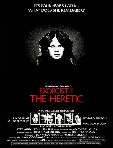 Ver El exorcista II: El hereje (1977) Online