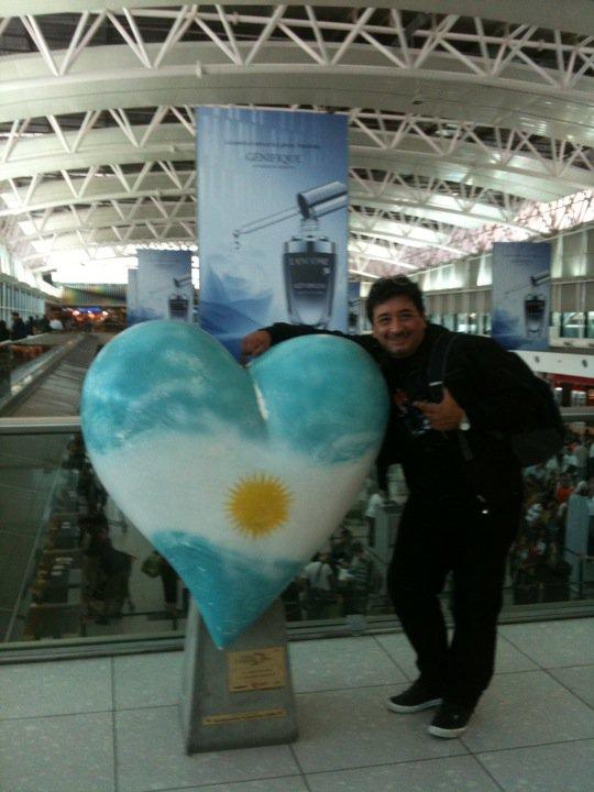 un corazon de raiz argentina