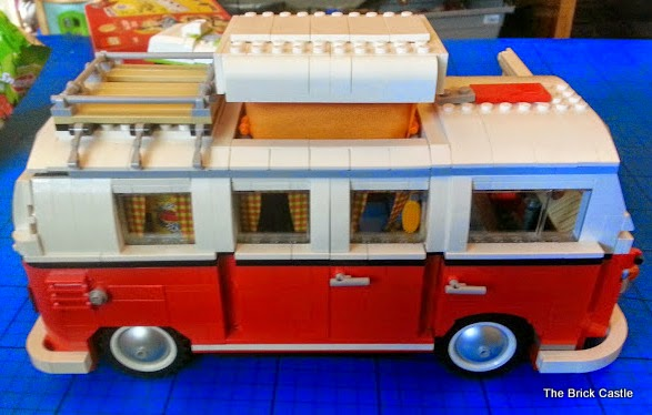 LEGO T1  Volkswagen Splitscreen Campervan set 10220