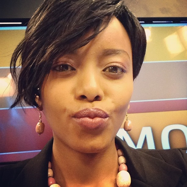 How Much Does E News Anchors Make: Haiya! Is This KTN News Anchor SOPHIA WANUNA Without Make