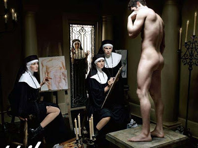 boston nuns doing nude painting