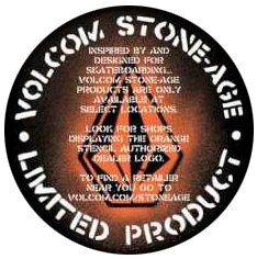 volcom stone age ©