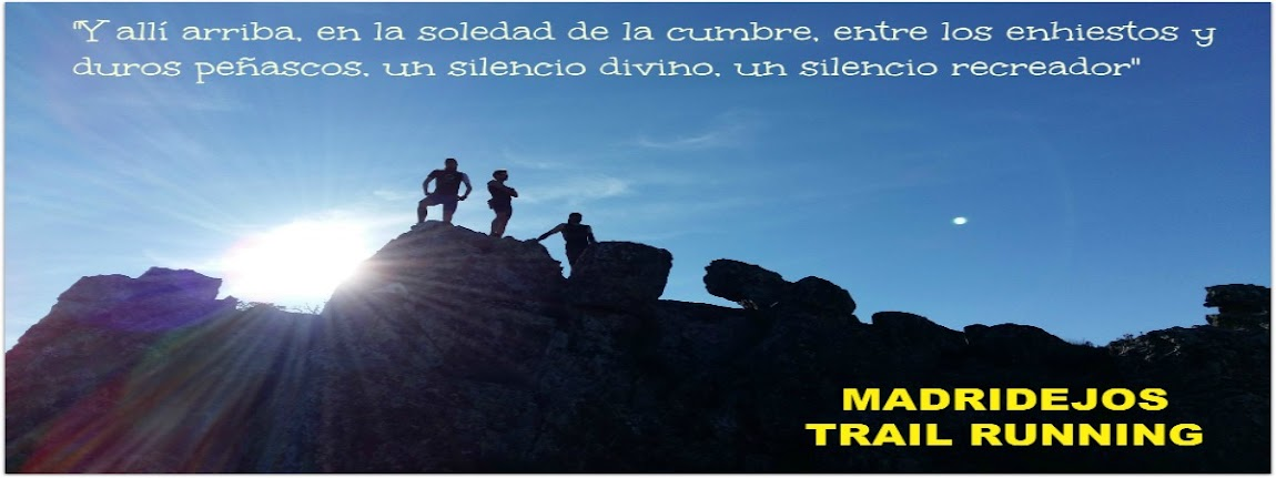 MADRIDEJOS TRAIL RUNNING