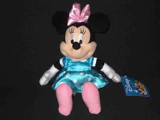 Gambar Boneka Minnie Mouse Lucu dan Imut 6