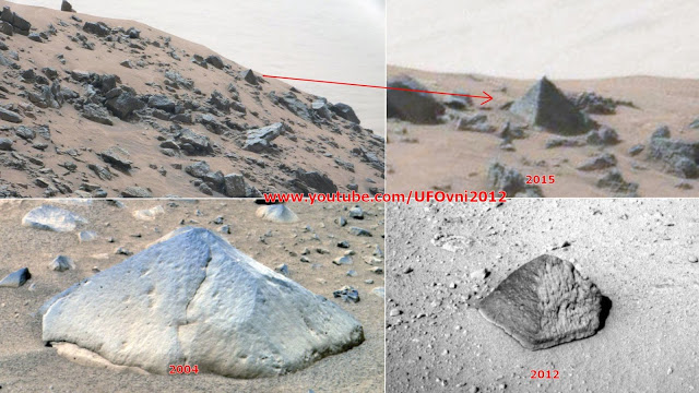 Pyramide A MARS? 28 JUNE 2015