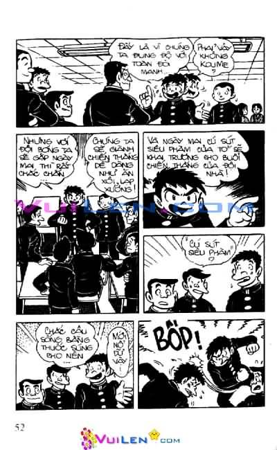 Jindodinho - Đường Dẫn Đến Khung Thành III  Tập 4 page 52 Congtruyen24h