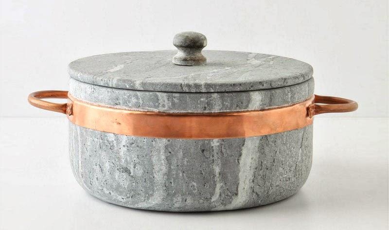 El cobre como elemento decorativo