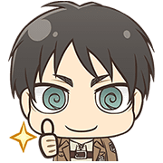 Attack on Titan Chimi-Chara Ver.