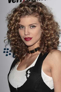Curls Prom Hairstyle for 2012 - Celebrity Models