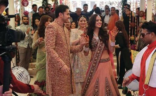 Majlis kahwin RM90 juta anak jutawan India