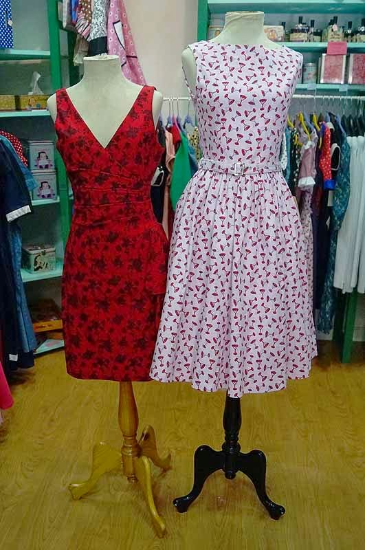 Vestidos de novia pin up madrid