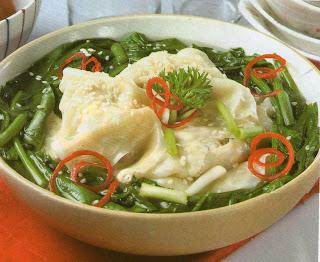 Sup Tahu Horenso