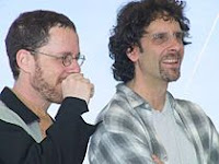 Coen Brothers, Joel & Ethan, movie producers