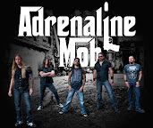 #4 Adrenaline Mob Wallpaper
