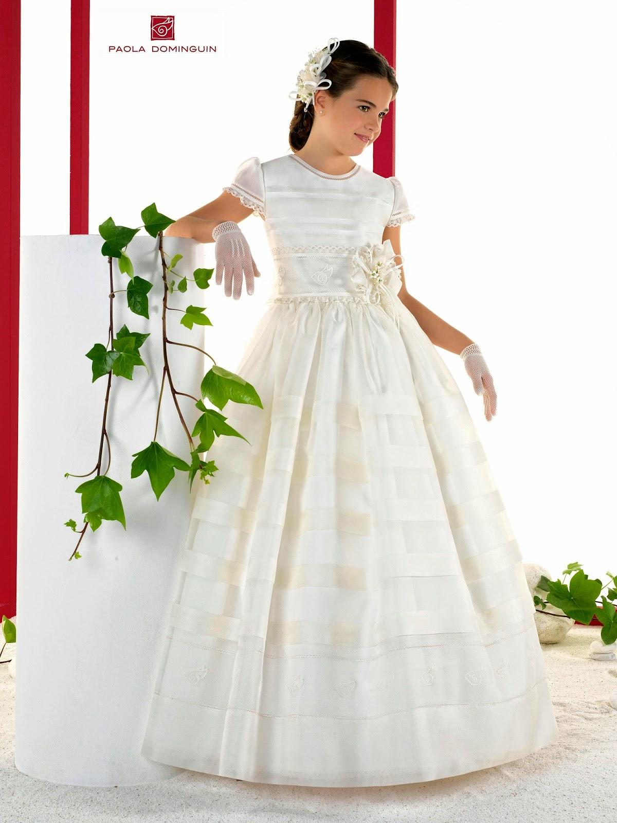 Venta de vestidos de primera comunion en quito