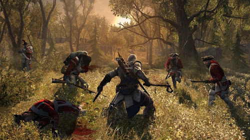 Assassin's Creed 3 (2012) Full PC Game Single Resumable Download Links ISO
