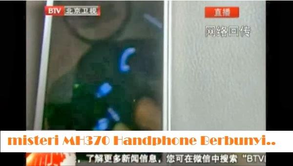 panggilan misteri mh370, telefon pesawat mh370, penumpang mh370 telefon keluarga di china, keluarga di china berjaya telefon penumpang mh370, berita terkini kehilangan mh370 mas