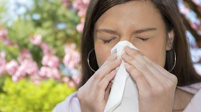 Alergias por calor