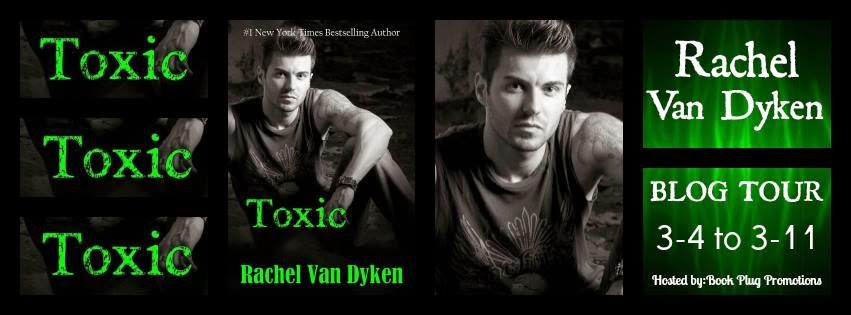 #Review and Tour: Toxic Rachel Van Dyken