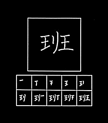 kanji regu