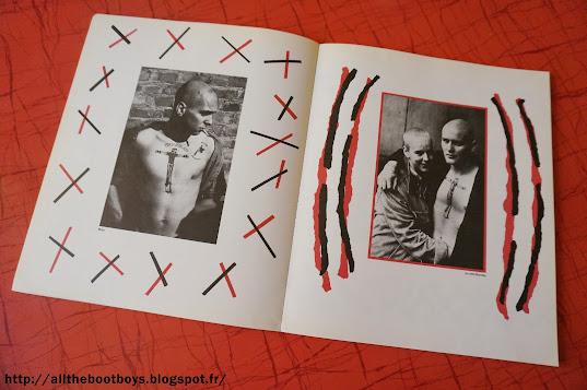 City Indians - Wroblewski / Gommez-Vaëz - 1983 skinhead