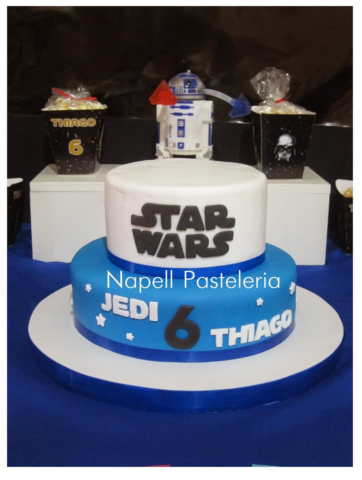 Célèbre Napell Pasteleria: Star Wars JP71