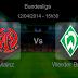 Pronostic Mainz - Werder Breme : Bundesliga