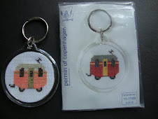 My cute camper keychain