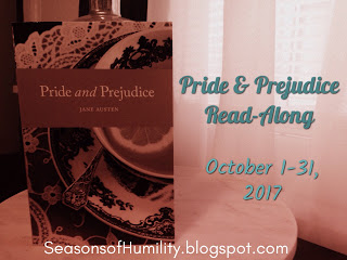 Pride & Prejudice Read-Alond!