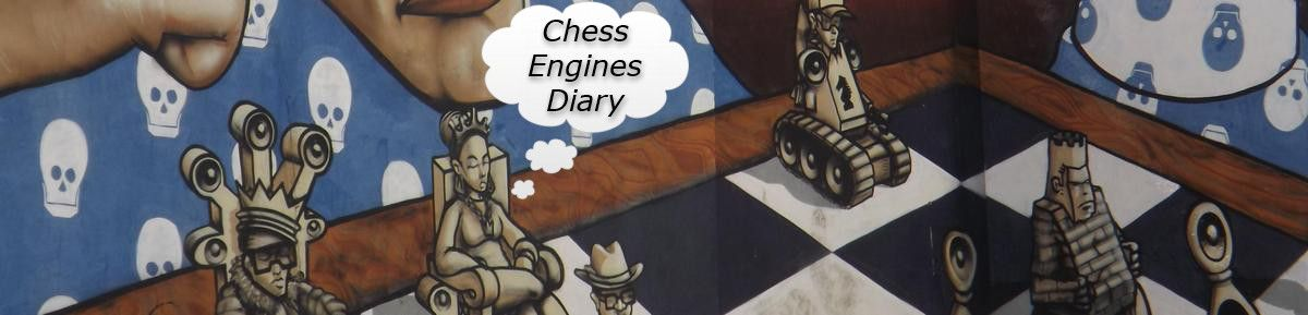 Chess Engines Diary