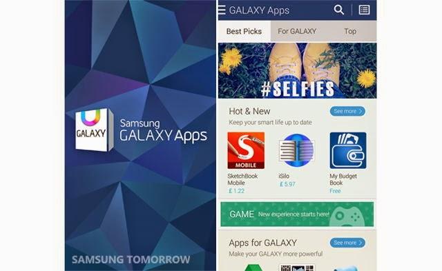 Galaxy Apps Nedir?