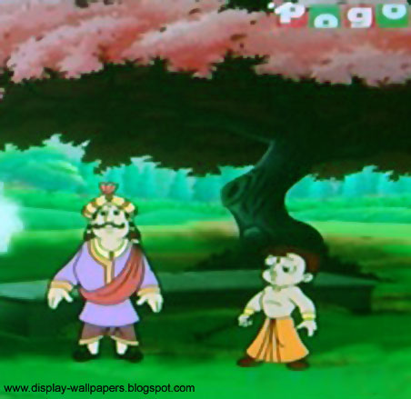 Chota Bheem Cartoon Picture