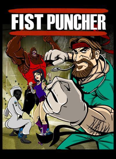 Fist Puncher PC Full FANiSO