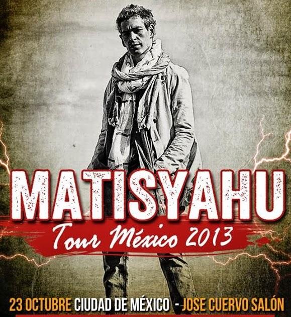 Matisyahu se presenta en la Ciudad de México #MatisyahuMx