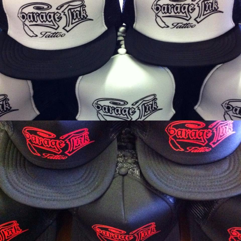Trucker hats $20 while supplies last