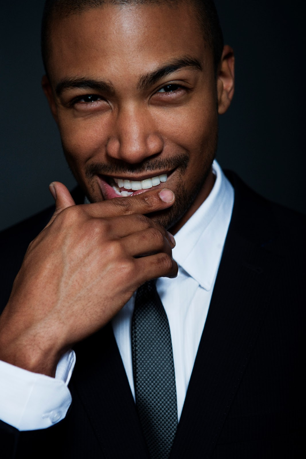 Hottest african american men
