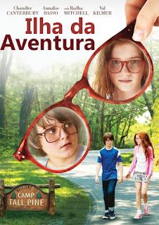 Ilha da Aventura - DVDRip Dublado