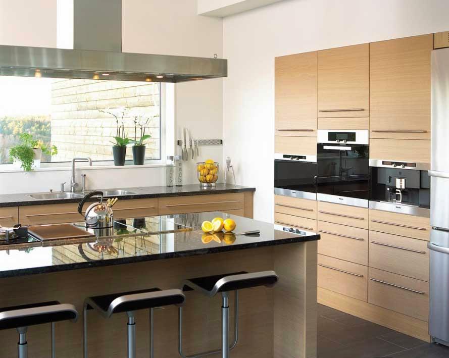 Tipe Membuat Model Desain Interior Dapur Rumah Minimalis Home And