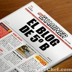 Blog de 6º B de E. Primaria