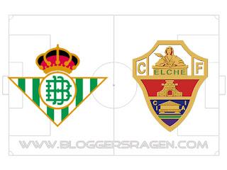 Prediksi Pertandingan Elche vs Real Betis