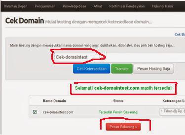 Cara Beli Nama Domain DiMasterweb